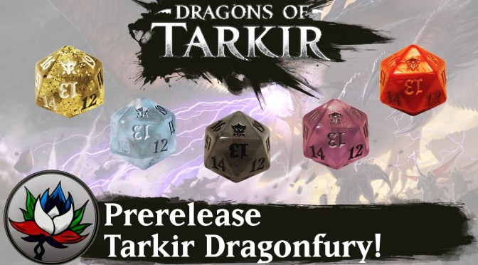 How to Play Your Dragons (of Tarkir)?