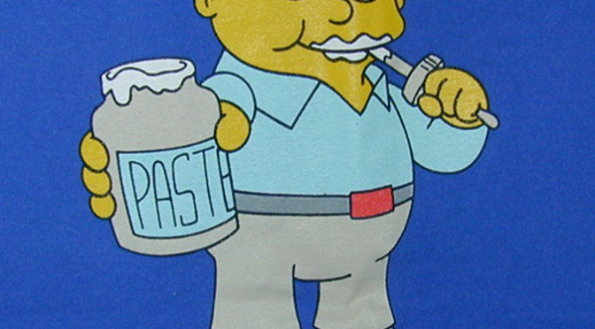 Ralphie Wiggum's Guide to Magic: the Gathering
