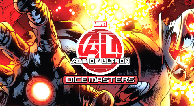 Blond's Dice Masters Age of Ultron Top 10