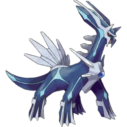 I don't have Dialga anymore, but that Numel more than makes up for it, amirite?