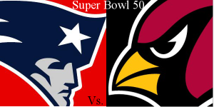 There's your Super Bowl 50 (because the National Football League presumably didn't want Super Bowl Large to come 10 years after Super Bowl Extra Large) match up. Place your bets now. Or, probably don't, because, honestly, who the hell knows?
