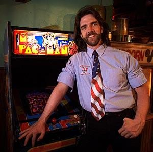 Really, that whole previous paragraph was just an excuse to show this sweet picture of Billy Mitchell again.