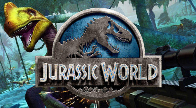 Quick Hits:  Jurassic World Mobile