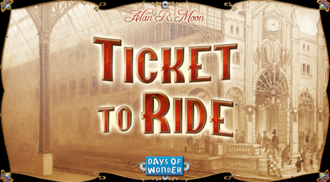 "We've Got a ""Ticket to Ride"""