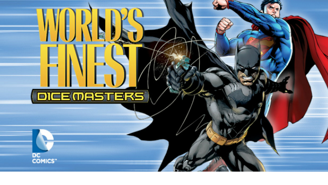 Follow Up:  World's Finest Dicemasters Second Impression