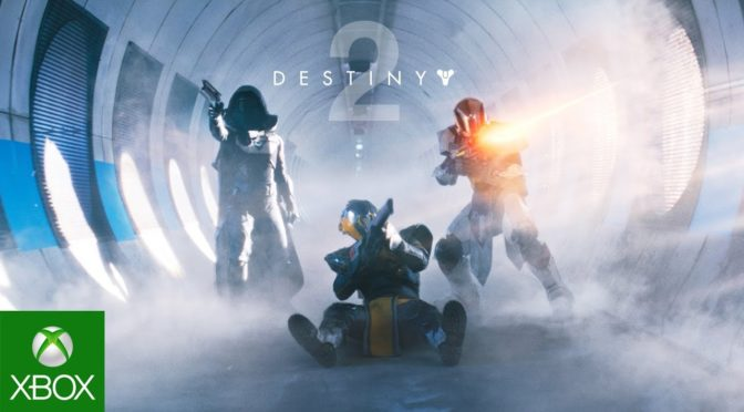 First Impressions of Destiny 2