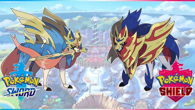 First Impressions Pokemon Sword/Shield