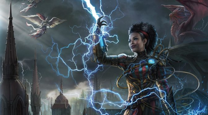 DunGeons and Dragons: Destination Ravnica?