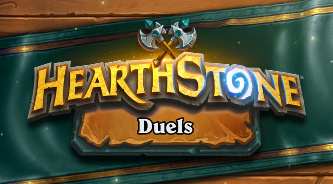 Hearthstone Duels Beta: Great, Good, Decent?