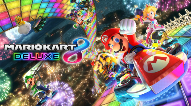 Mario Kart 8: Games We Love