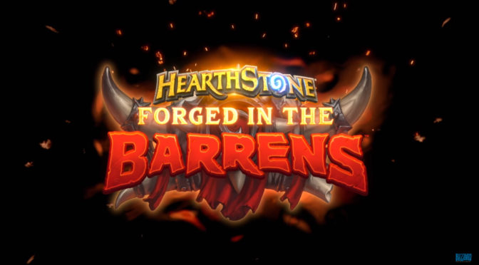 Hearthstone Barrens Part 1: Great, Good, Decent