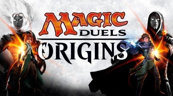 Quick Hits:  Magic Origins Duels