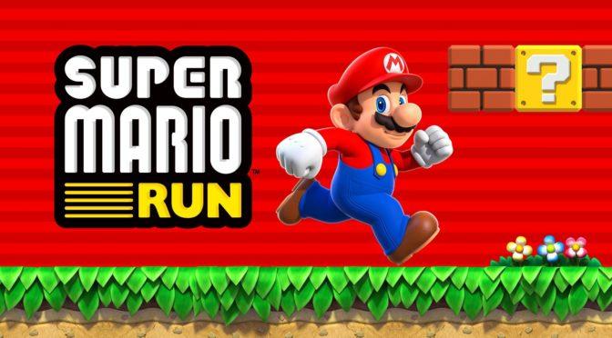 Run Mario Run!