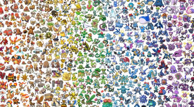 Building a Pokemon Cube Part 1.5 (of 2)