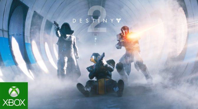 First Impressions of Destiny 2
