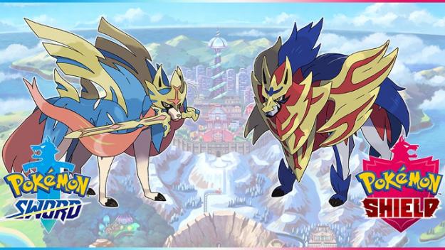 First Impressions Pokemon Sword/Shield