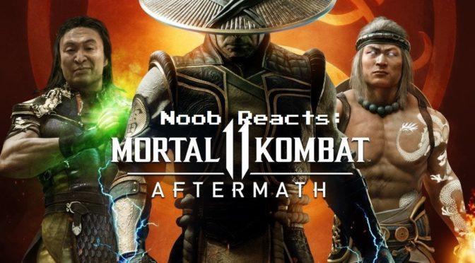 Mortal Kombat 11 AfterMath Reaction