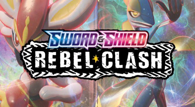 Pokemon Rebel Clash VMAX Card Review