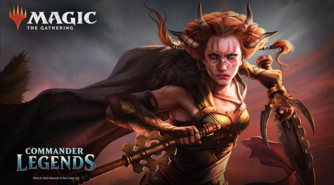 Commander Legends: Cards I Love