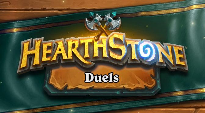 Hearthstone Duels Beta: Great, Good, Decent?