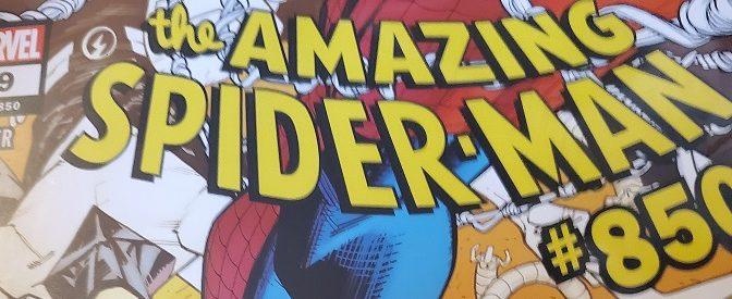 Great, Good, Decent: Milestone Amazing Spider-Man 850